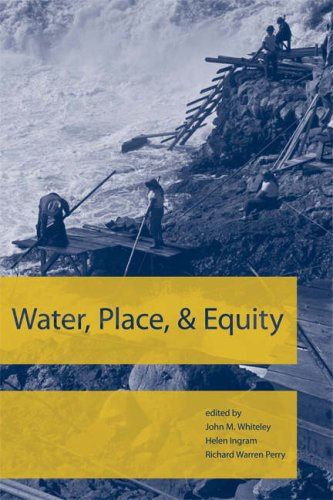 Water, Place, and Equity: Whiteley, John M.