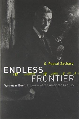 9780262740227: Endless Frontier: Vannevar Bush, Engineer of the American Century