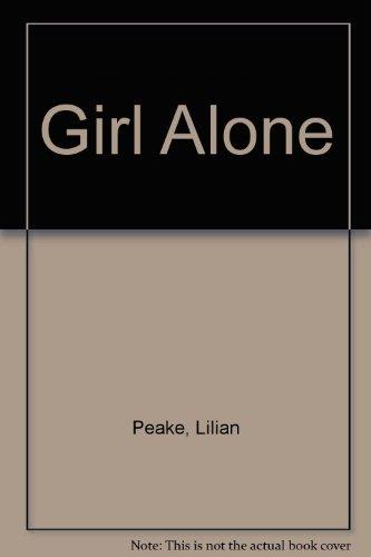9780263050127: Girl Alone