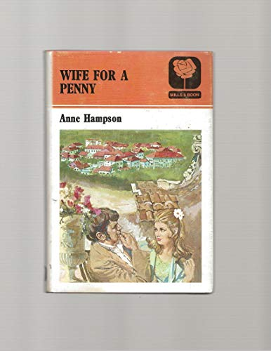 9780263050684: Wife for a Penny
