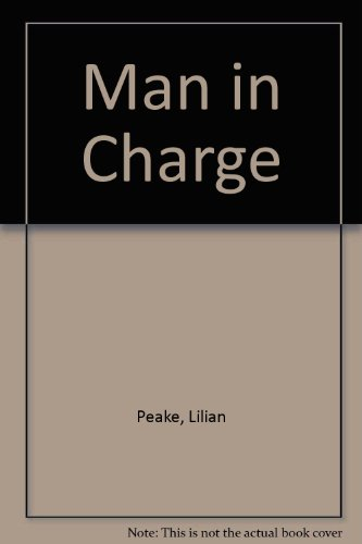 9780263054071: Man in Charge