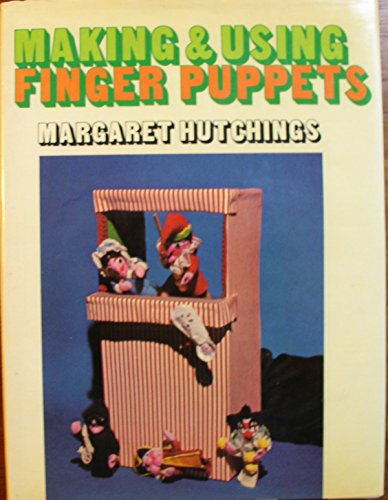 9780263054224: making & using finger puppets