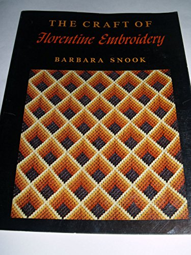 9780263056341: Craft of Florentine Embroidery