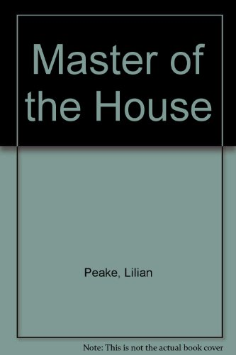 9780263056570: Master of the House