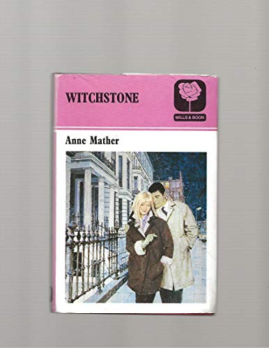 Witchstone (9780263056662) by Anne Mather