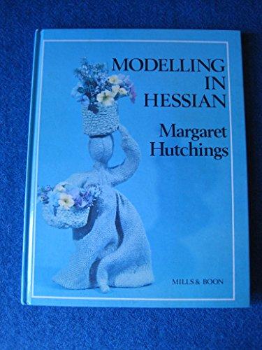 Modelling in Hessian: Margaret Hutchings