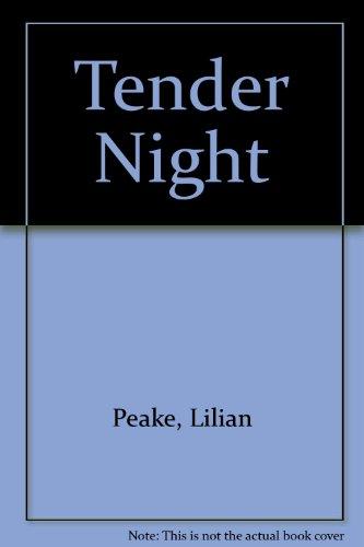 9780263058376: Tender Night