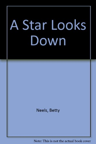 9780263058611: A Star Looks Down