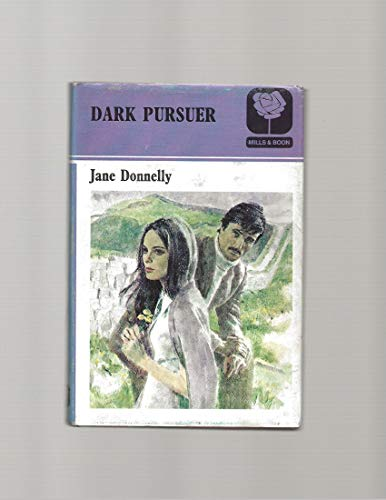 9780263060607: Dark Pursuer
