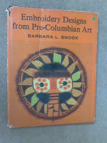 9780263061086: Embroidery Designs from Pre-Columbian Art