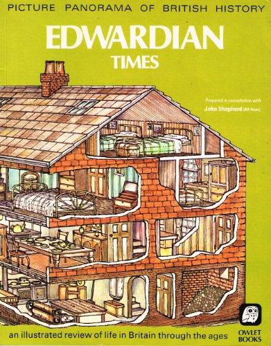9780263062458: Edwardian Times