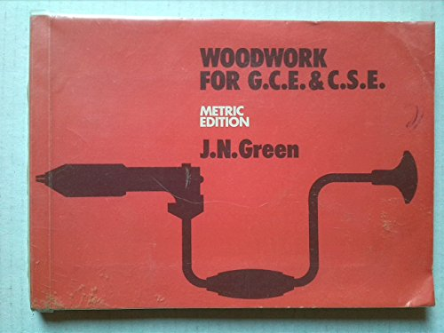 9780263062687: Woodwork for G.C.E. and C.S.E.