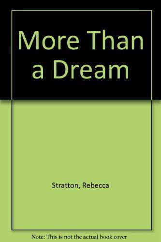 9780263091441: More Than a Dream