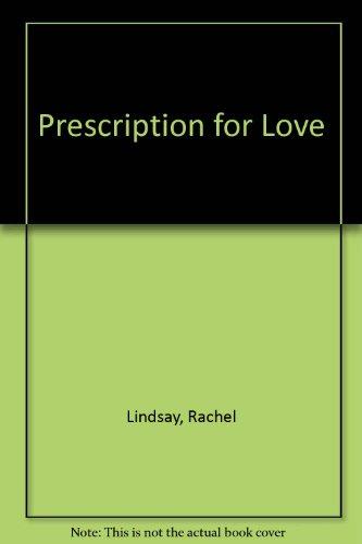 9780263091601: Prescription for Love
