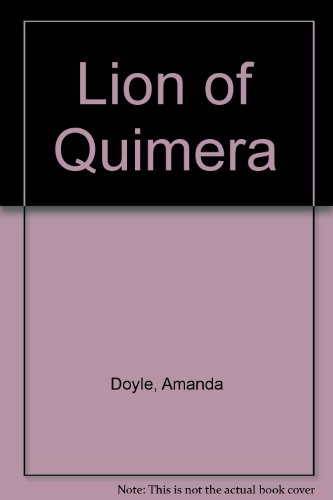 9780263091946: The Lion Of Quimera