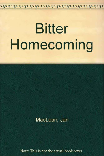 9780263094282: Bitter Homecoming