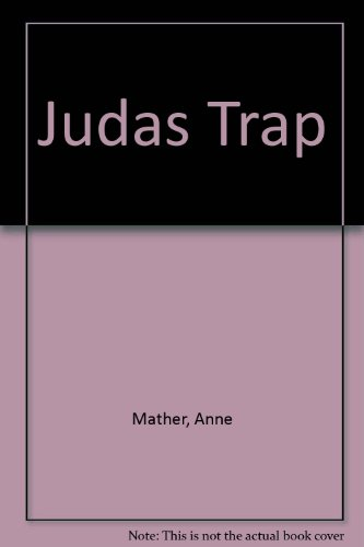 Judas Trap (0263095304) by Anne Mather