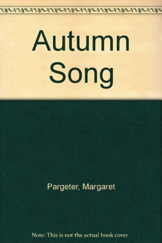 9780263095937: Autumn Song