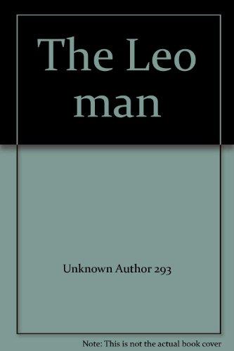 9780263096842: The Leo man