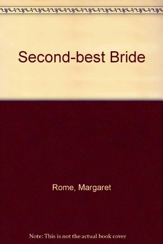 9780263098150: Second-best Bride