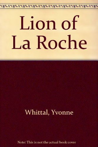 9780263098846: Lion of La Roche