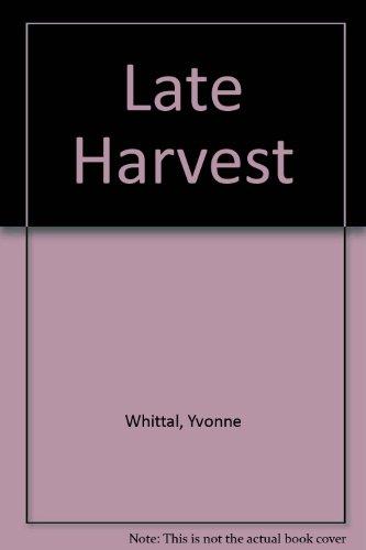 9780263100518: Late Harvest