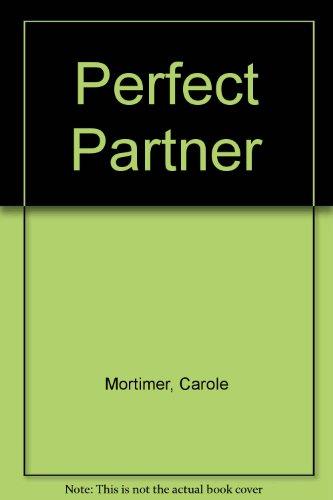 9780263101324: Perfect Partner