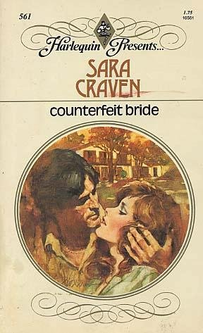 Counterfeit Bride: Craven, Sara