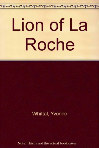 9780263103977: Lion of La Roche