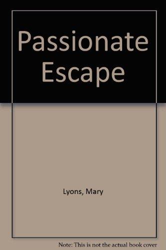 9780263105803: Passionate Escape