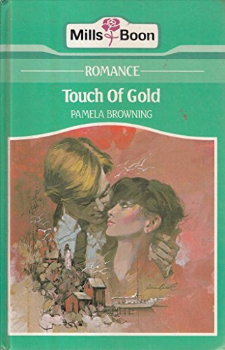 9780263105919: Touch of gold