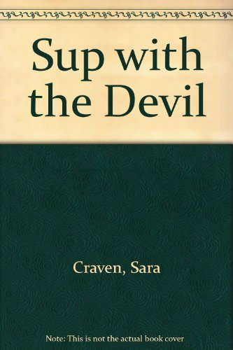 9780263107906: Sup with the Devil (Large Print Harlequin)