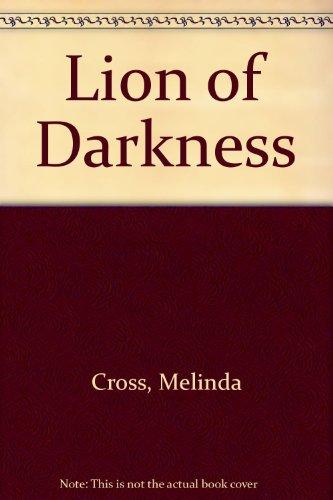 9780263108774: Lion of Darkness