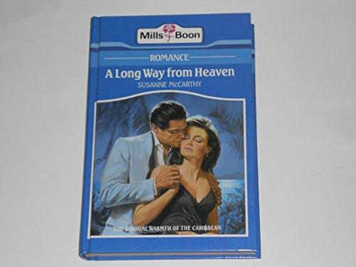 9780263112054: Long Way from Heaven