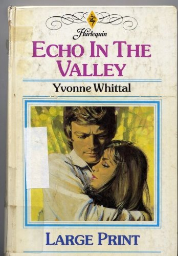 9780263112139: Echo in the Valley