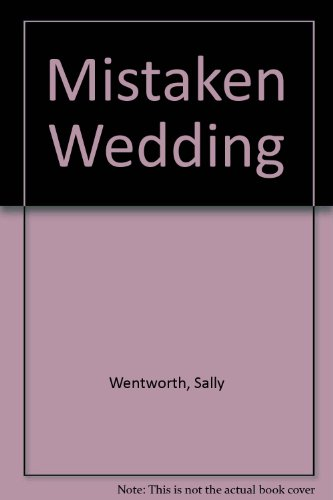 9780263116380: Mistaken Wedding
