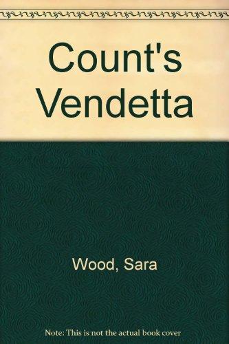 9780263117059: Count's Vendetta