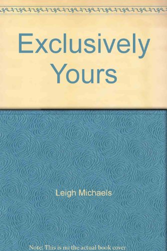 9780263117288: Exclusively Yours