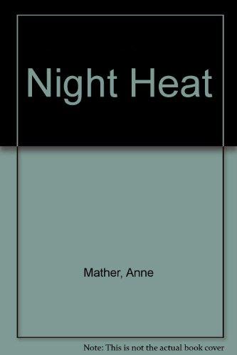 9780263119077: Night Heat