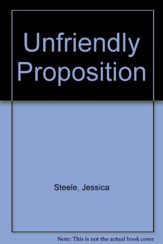 9780263122268: Unfriendly Proposition
