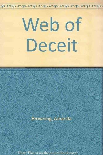 9780263122954: Web of Deceit