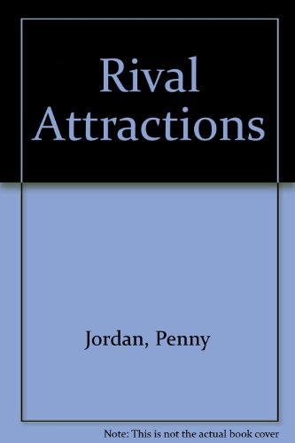 Rival Attractions (0263124681) by Penny Jordan