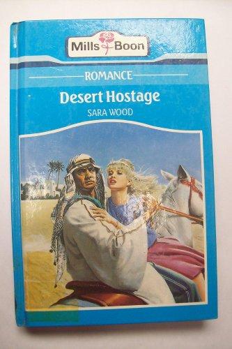 9780263125085: Desert Hostage
