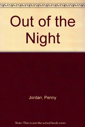 9780263125108: Out of the Night