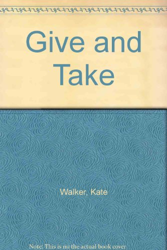 9780263126891: Give and Take