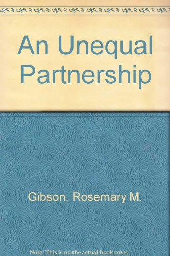 9780263128048: An Unequal Partnership
