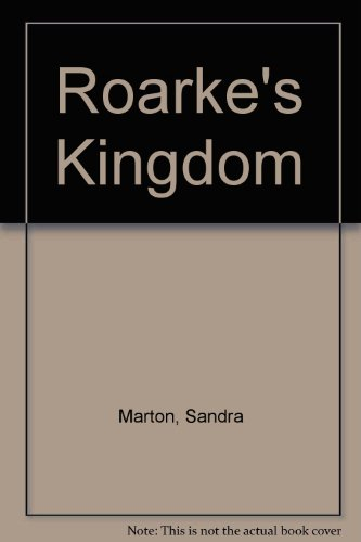 Roarke's Kingdom (0263129160) by Sandra Marton