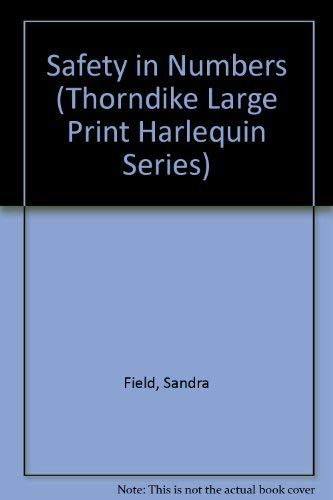 9780263129878: Safety in Numbers (Thorndike Large Print Harlequin Series)