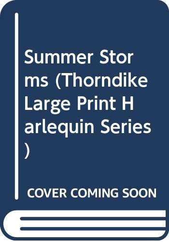 9780263130355: Summer Storms