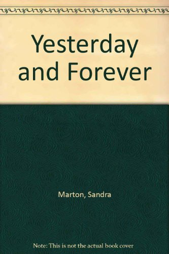 9780263132090: Yesterday and Forever